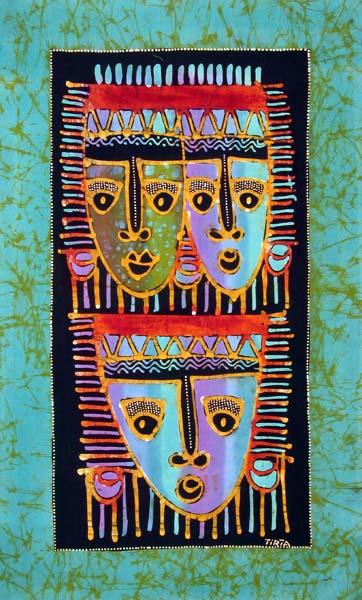 buy batik painting